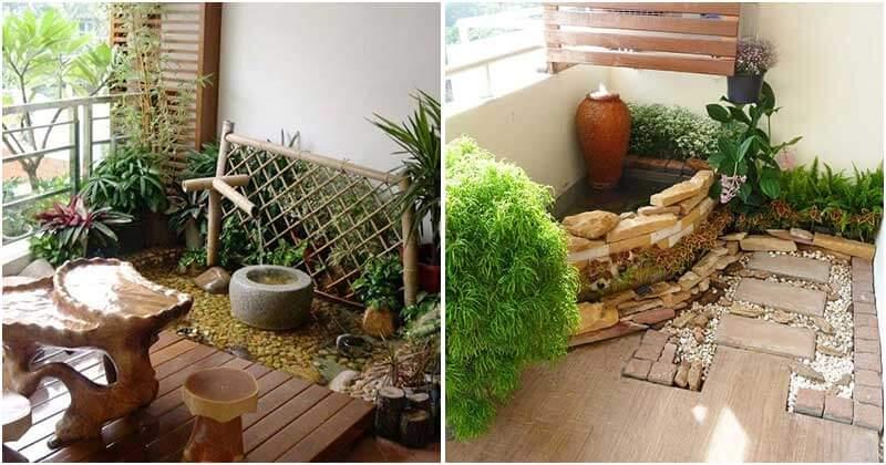 17 Water Ideas On Balcony