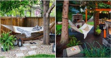 21 Great Backyard Hammock Oasis Ideas