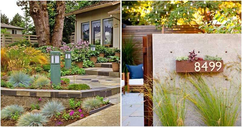 26 Gorgeous Landscaping Ideas For Your Front Yard