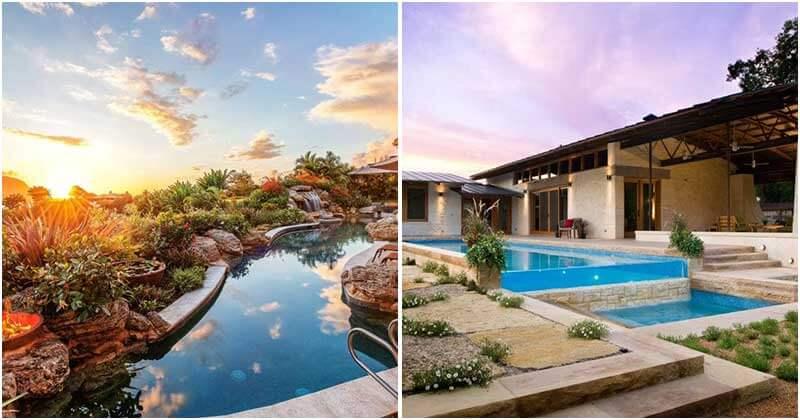 15 Gorgeous Ways to Enjoy Landscape Around Your Pool