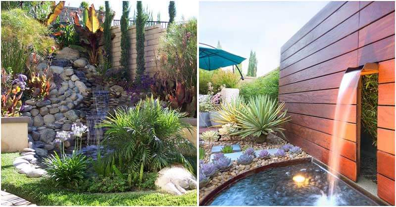 14 Unusual Backyard Pond, Pool, and Fountain Ideas