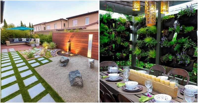 15 Design Ideas for Outdoor Privacy Space