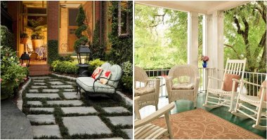 12 Beautiful Front Porch Decorating Ideas