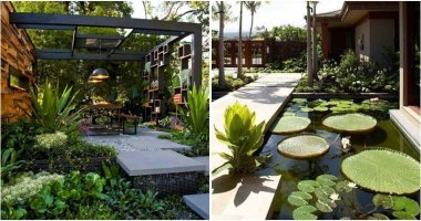 16 Wonderful Landscaping Designs For The Space Of Your House