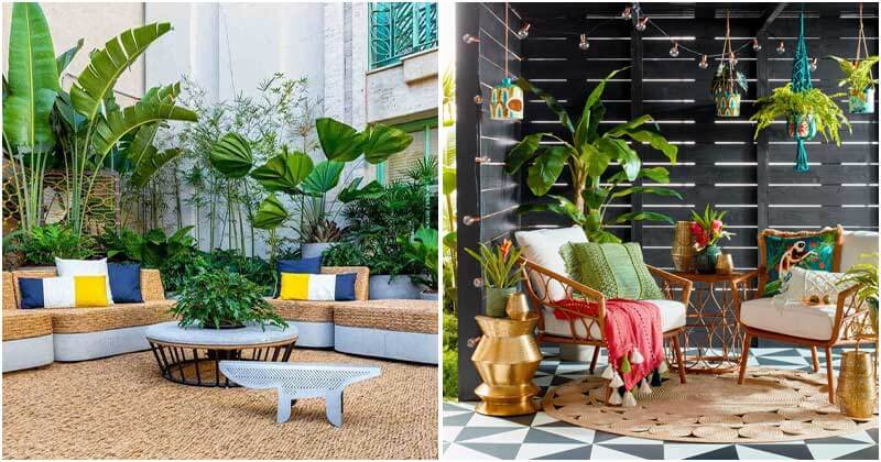 17 Inspiring Plant Ideas For Beautiful Seating