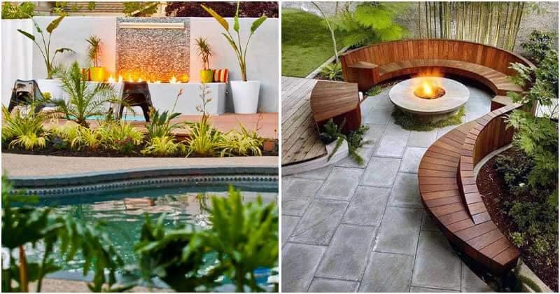 18 Backyard Fire Pit Design Ideas
