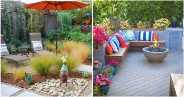 18 Big Landscaping Ideas for Your Small Backyards