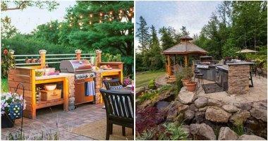 21 Mind-blowing Kitchen Ideas In The Garden