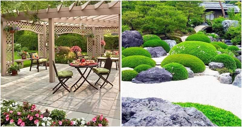 20 Beautiful Backyard Ideas