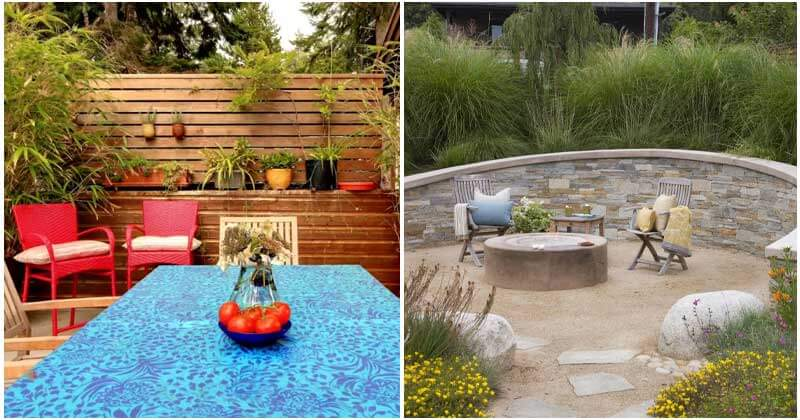 20 Privacy Landscaping Ideas For Your Yard
