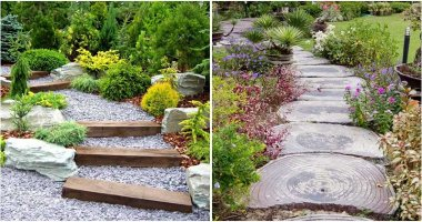 23 Beautiful Outdoor Step Ideas to Spruce Up Your Garden
