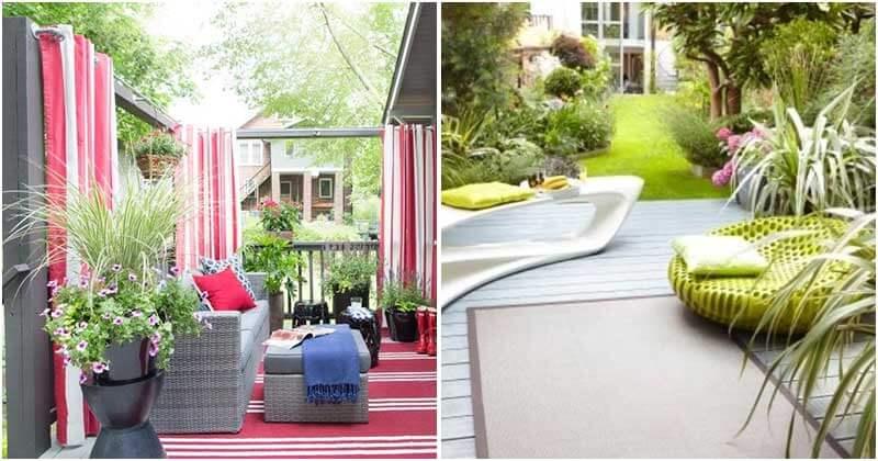 22 Gorgeous Outdoor Deck Designs