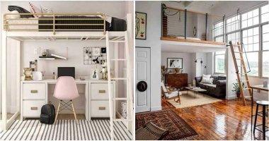25 Spectacular Loft Rooms Ideas
