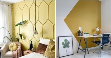 23 Bold Yellow Accent Wall Ideas To Spruce Up Your House