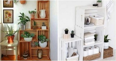 25 Smart and Cool Crate Furniture Ideas