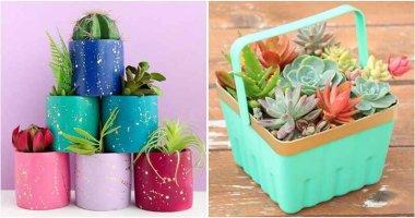 29 DIY Beautiful Succulent Container Garden Ideas