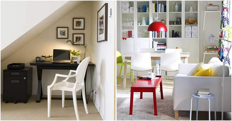 29 Cool Small Home Office Ideas