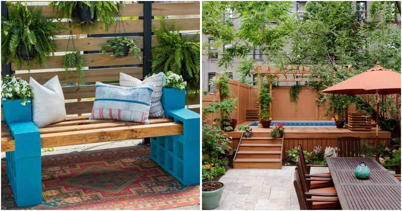 24 Appealing Ways to Decorate Your Apartment Patio or Deck