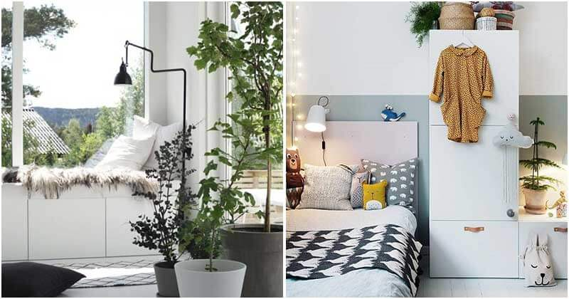 20 Beautiful and Creative Ways To Use IKEA Besta Units In Home Décor