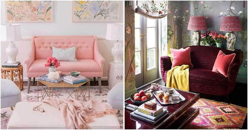 21 Cool and Cozy Loveseats For Your Home