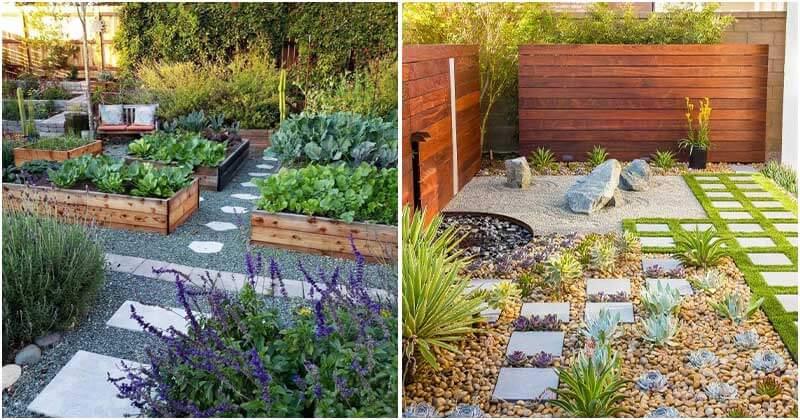 24 Striking Backyard Landscaping Ideas