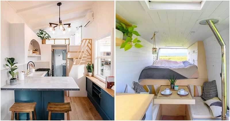 30 Dreamy Tiny Home Ideas