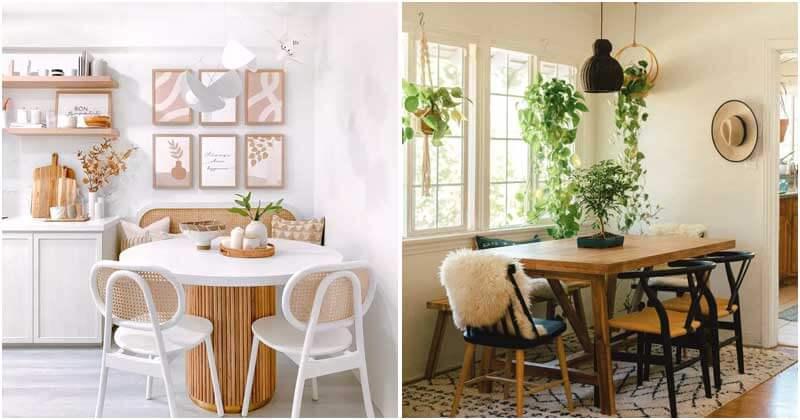 30 Inspiring Dining Room Ideas