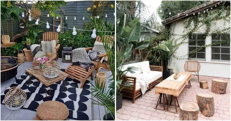20 Cozy Patio Design Ideas
