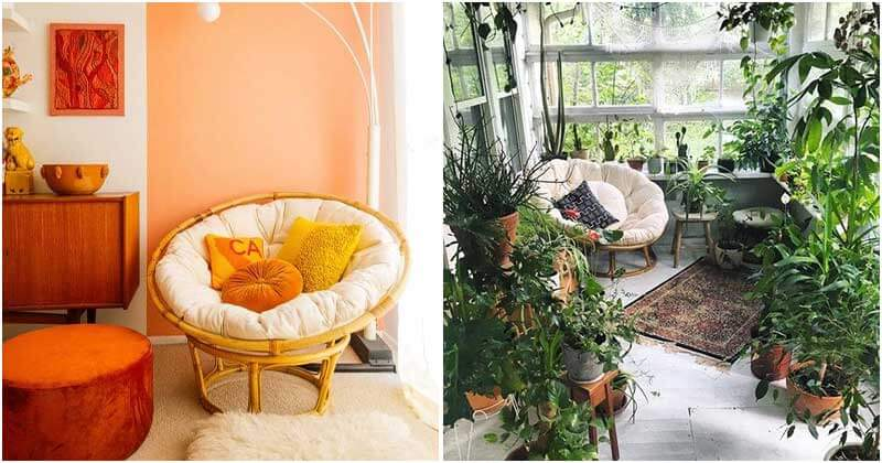 22 Cozy Papasan Chairs For Your Indoor And Outdoor Space