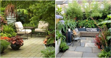 21 Lovely Small Patio Ideas For Relaxation
