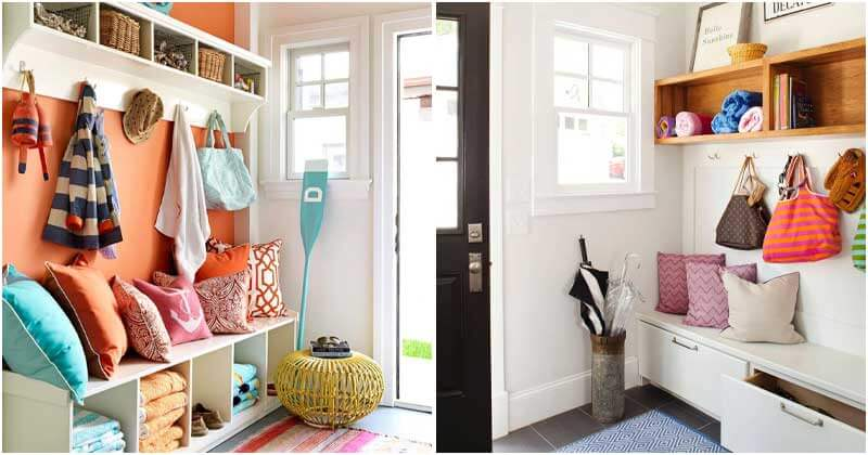 20 Mudroom Ideas to Liven Up Your Entryway