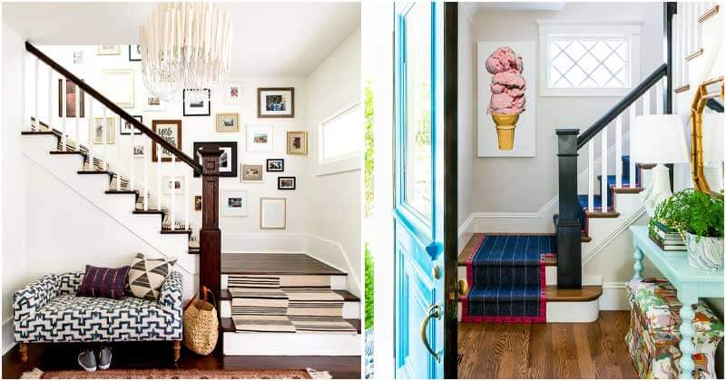30 Mind-blowing Stair Railing Ideas To Liven Up Your House