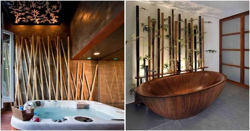 19 Mind-blowing Bamboo Bathroom Ideas
