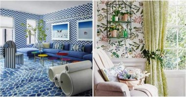 23 Impressive Wallpaper Ideas For Your Living Room