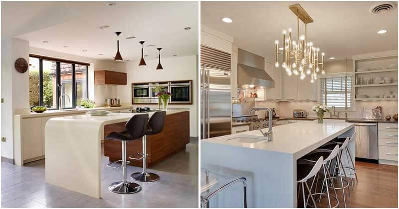 25 Glorious Lighting Ideas For Kitchen Table