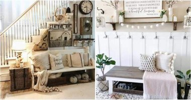 20 Rustic Entryway Decorating Ideas For Welcoming Your Guests