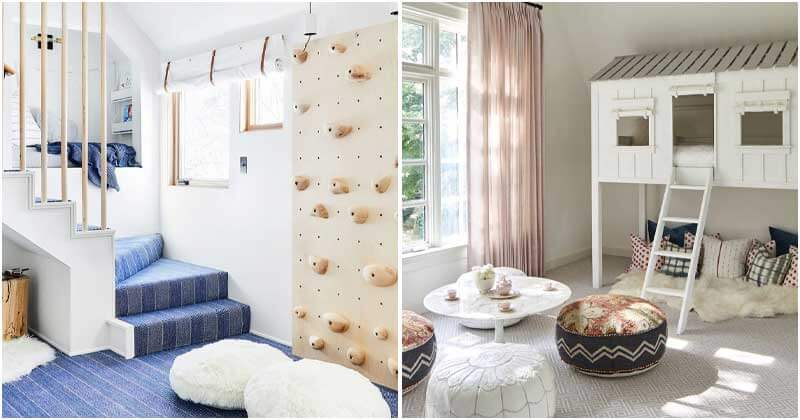 26 Playroom Ideas That Your Kids Will Love