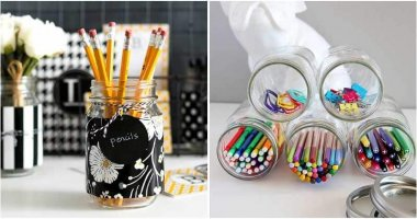 27 Genius Mason Jar Holder Ideas