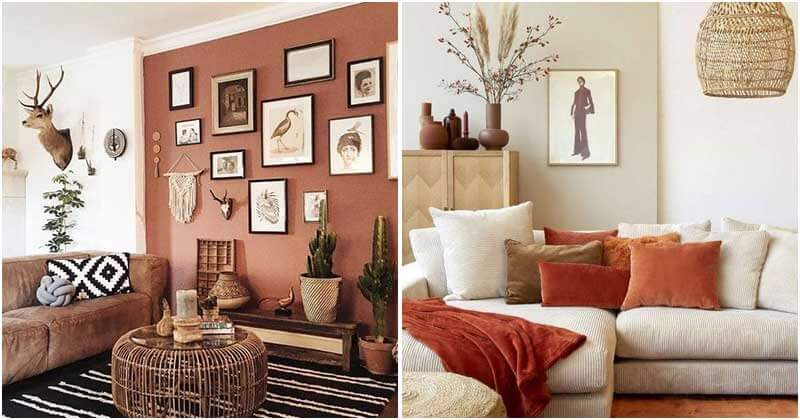 25 Shimmering Trendy Rust And Terracotta Home Decor Ideas