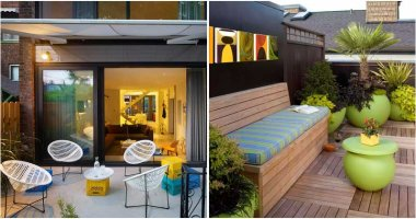 23 Dreamy Outdoor Living Room Ideas