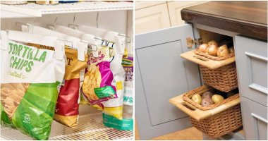 24 Astound Organization Hacks In Your Kitchen