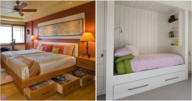 21 Smart Storage Bed Ideas with Drawers