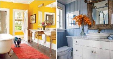 30 Mesmerizing Bathroom Color Ideas