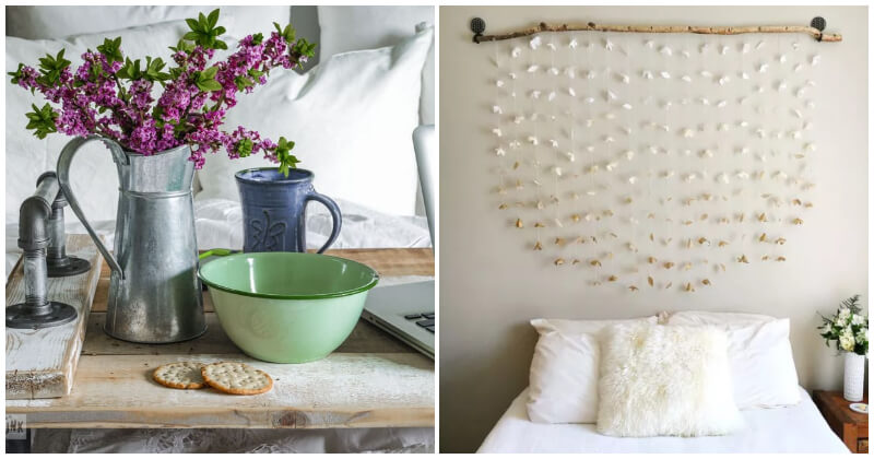 Gorgeous DIY Ideas For Your Bed