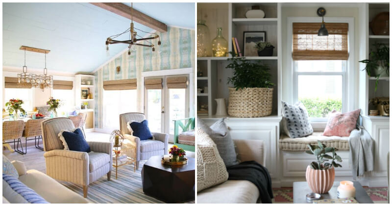 24 Bamboo Woven Shade Ideas For Your Home