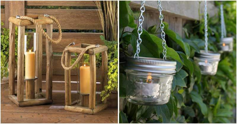 Creative DIY Lantern Projects to Illuminate Your Backyard and Garden