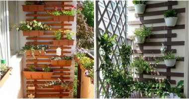 Vertical Balcony Garden Ideas To Save Your Space