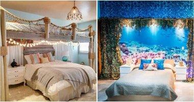 Beach-Themed Bedroom Decor Ideas