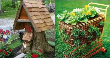 Easy and Fun Garden Projects To Add Interesting On Your Days Off