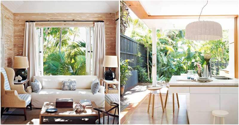 Stunning Tropical Style Decorating Ideas for This Summer